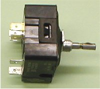 Heat Control Switch