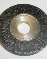 Encapsulated 2″ Urethane Wire Brush