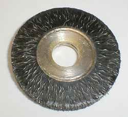 Encapsulated 2″ Urethane Wire Brush