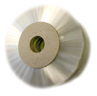 Rotary FybRglass® Cleaning Wheel