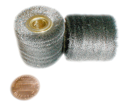 Wire Stripping Wheel .003 Extra Fine