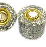 Wire Stripping Wheel .008 General Purpose Coarse Custom