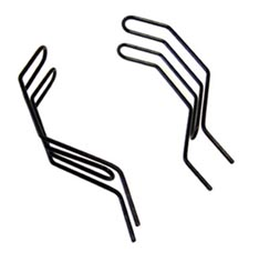 1″ Wire Guards (Pair)