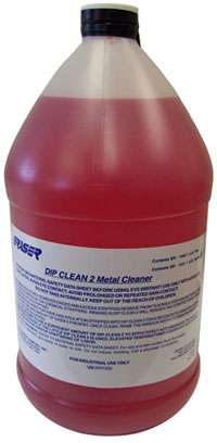 Dip Clean 2 Metal Cleaner