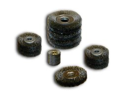 Wire Stripping Wheel .014 Extra Coarse
