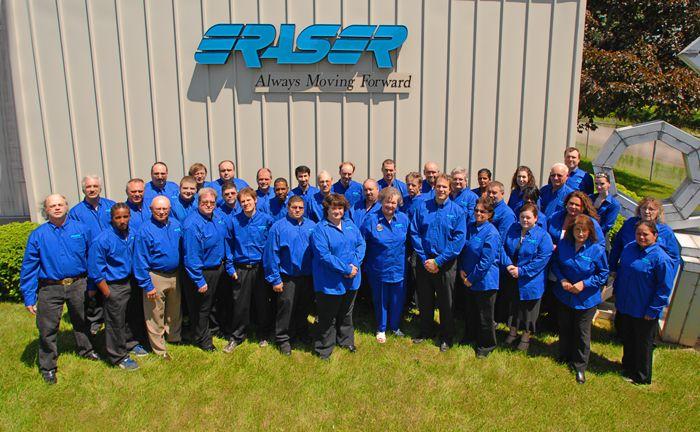 Eraser Co. Employees 2011