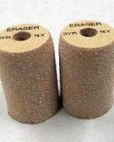 141 Extra Coarse Beveled FybRglass® Wheels (Pair)