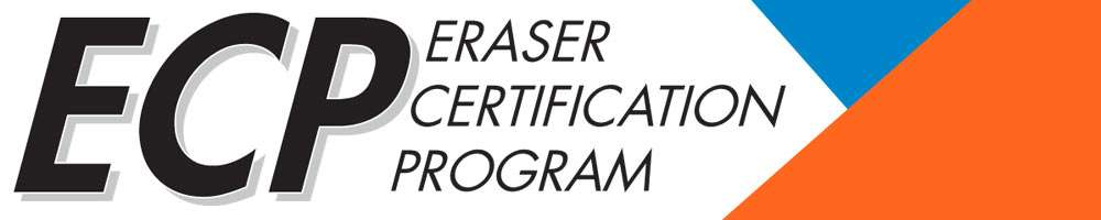 Eraser Certification Program Header