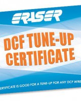 DCF TUNE-UP DCF 1
